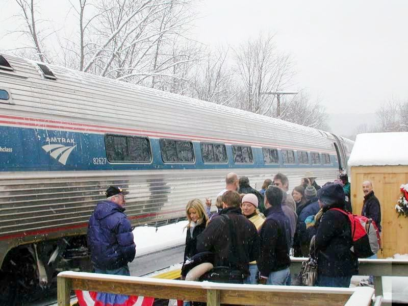 Amtrak to keep rolling in Vermont, for now