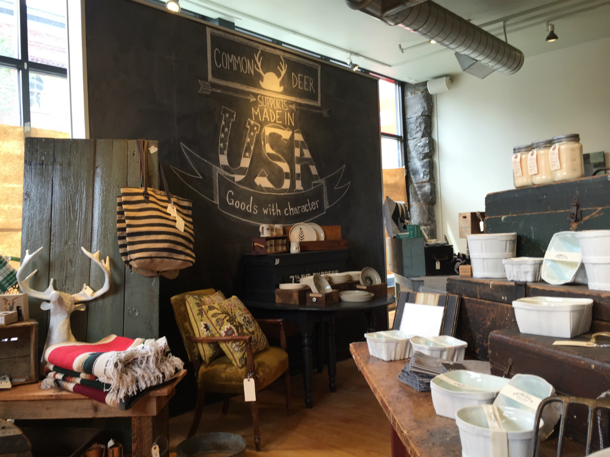 Made In Usa Focused Store Moves To Burlington Vermont