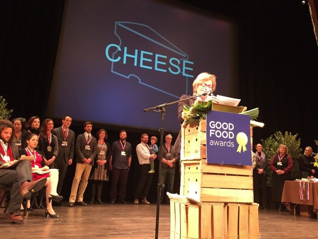 Eight Vermont businesses win Good Food Awards in San