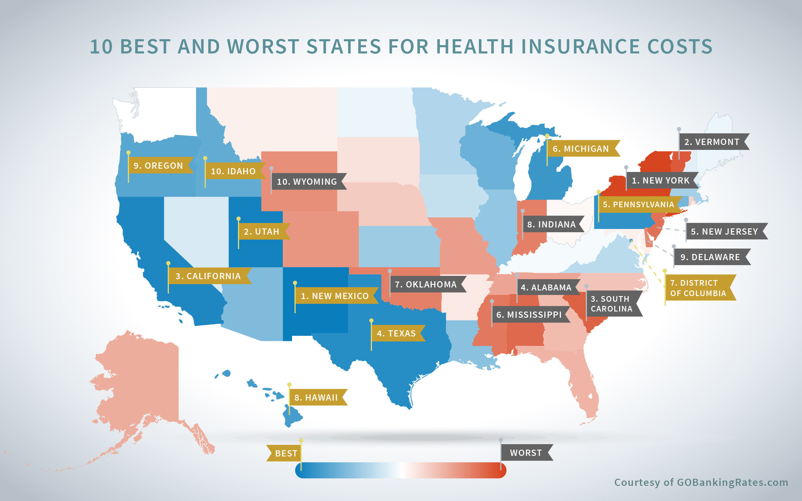 Study: Vermont has highest health insurance premiums in US ...