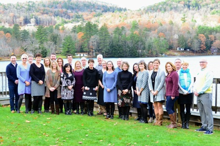 Snelling Center for Government announces the graduates of the Vermont School Leadership Project Class of 2018