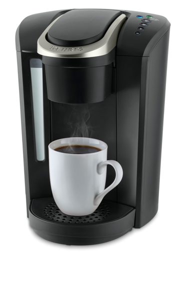 Keurig Makes A Strong Move With New Coffee Maker
