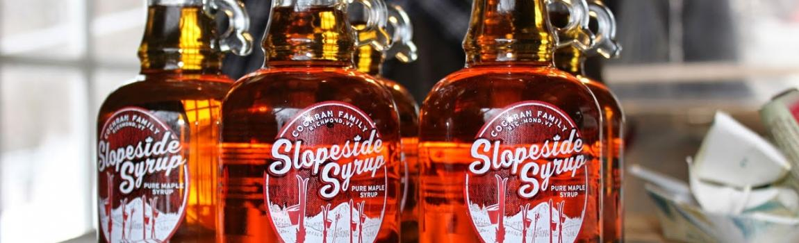 Vermont Business Magazine Falling Just Below 2016s Record Level This Past Seasons Maple Syrup Production In Of 198 Million Gallons Is Still