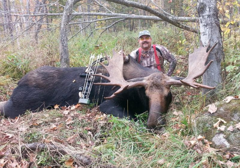 Vermont moose permit lottery results are in vermont for Vt fishing license