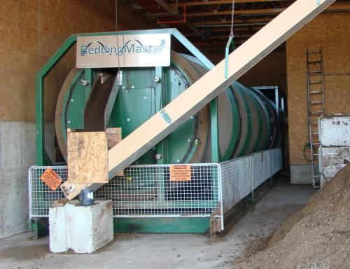 Agrilab Installs Compost Heat Recovery System At Vern Mont