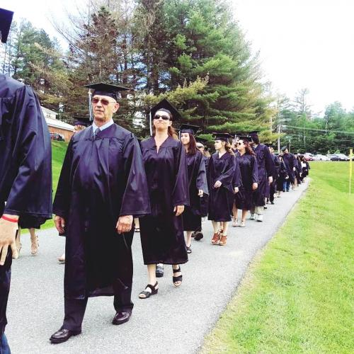 more than 500 graduate from ccv vermont business magazine