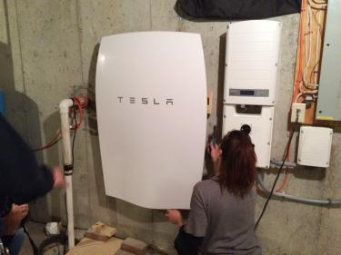 Gmp Customers Praise Tesla Powerwalls During Recent Power