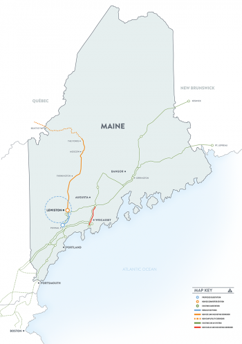 Maine power line picked over Vermont options for Mass RFP