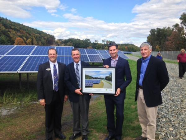 State offers incentives to develop solar energy programs in