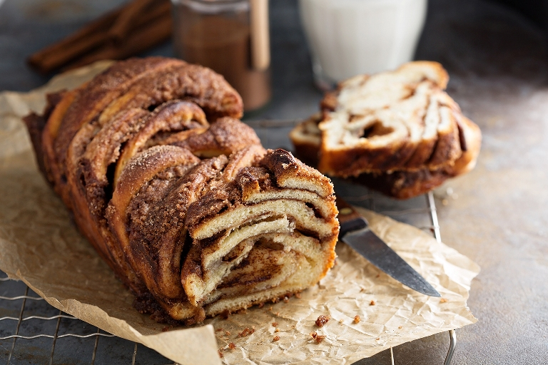 The Great New England coffee cakes and sweet breads