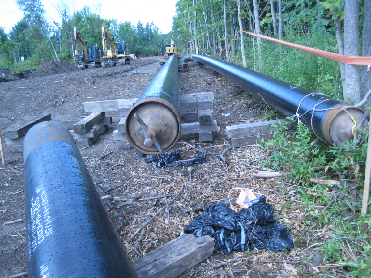Vermont Gas selects Michels Corporation for mainline construction of