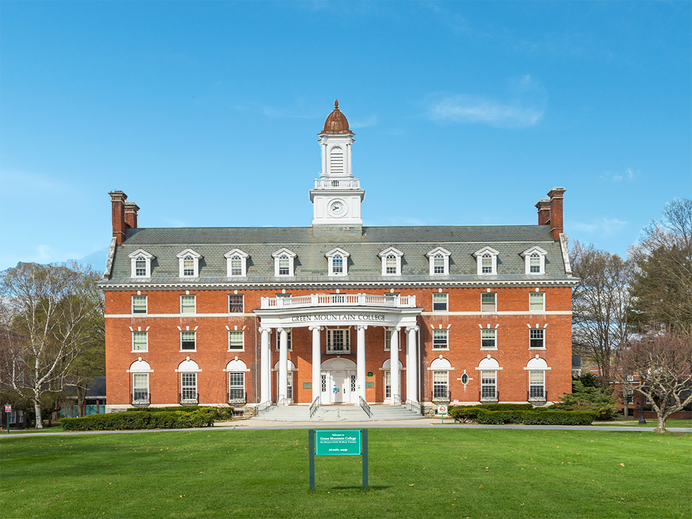 Former Green Mountain College campus on the market | Vermont Business Magazine