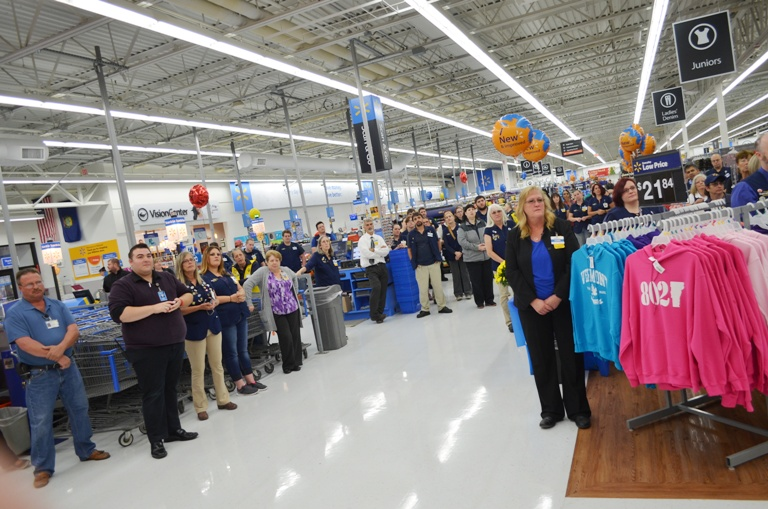 Walmart unveils remodeled Williston store | Vermont Business Magazine
